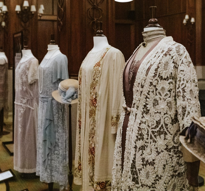 Dressing the Abbey costumes